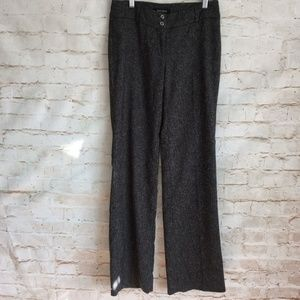 White House Black Market Modern Boot Dress Pants